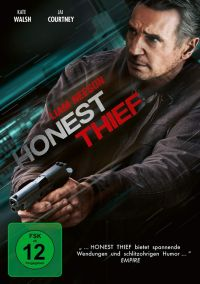 Cover Honest Thief
