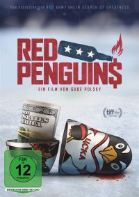Cover Red Penguins