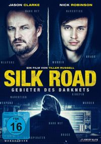 Silk Road – Gebieter des Darknets  Cover