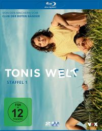 Cover Tonis Welt - Staffel 1