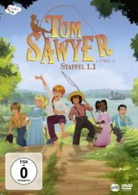 Cover Tom Sawyer - Staffel 1.1