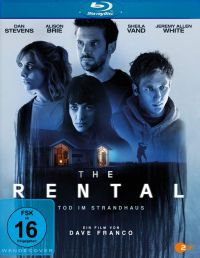 Cover The Rental - Tod Im Strandhaus