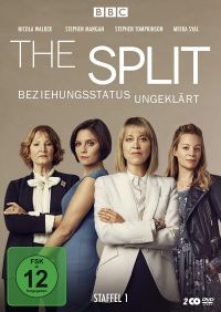 Cover The Split - Beziehungsstatus ungeklärt. Staffel 1