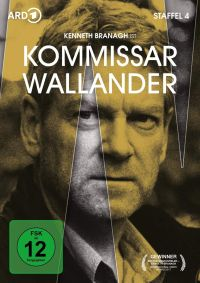 Cover Kommissar Wallander - Staffel 4