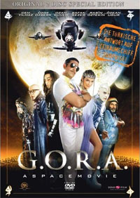 DVD G.O.R.A. - A Space Movie