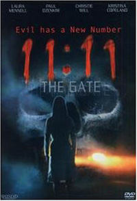 DVD 11:11 - The Gate