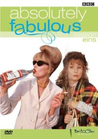 DVD Absolutely Fabulous - Season 1