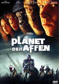 Planet der Affen (2001) Cover