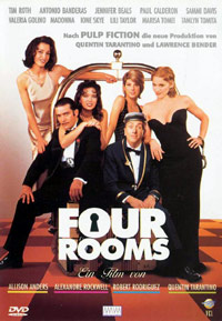 Four Rooms Cover