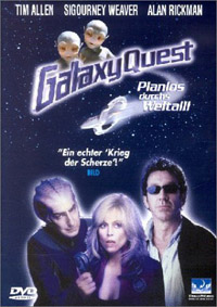 Galaxy Quest Cover