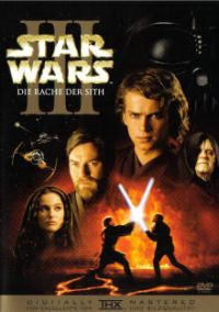 Star Wars Episode III - Die Rache der Sith Cover