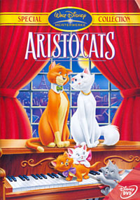Aristocats Cover