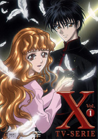 X - TV-Serie Vol. 1 Cover