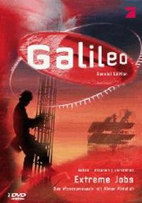 DVD Galileo - Extreme Jobs