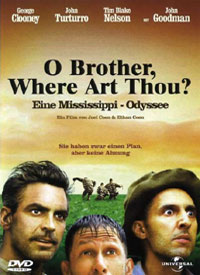 DVD O Brother, Where Art Thou? - Eine Mississippi-Odyssee