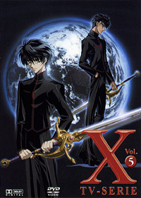 DVD X - TV-Serie Vol. 5