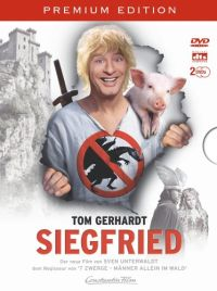 Siegfried Cover