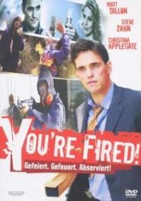 DVD You're Fired!
