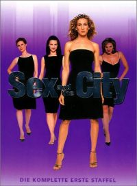 Sex and the City - Staffel 1 Cover
