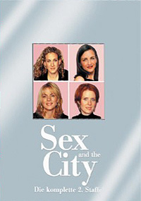 Sex and the City - Staffel 2 Cover