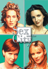 Sex and the City - Staffel 3 Cover