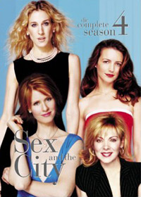 Sex and the City - Staffel 4 Cover