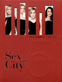 Sex and the City - Staffel 5 Cover