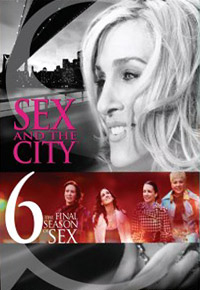 Sex and the City - Staffel 6 Cover