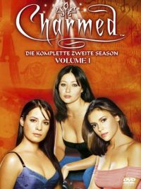 Charmed - Season 2.1 Cover