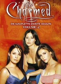 Charmed - Season 2.2 Cover