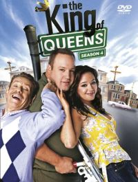 King of Queens Season 4 Cover