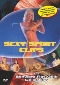 Sexy Sport Clips - Die Schwarz/Rot/Gold-Collection Cover
