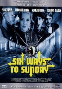 Six Ways to Sunday Cover