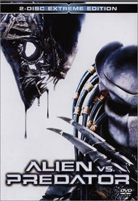 DVD Alien vs. Predator