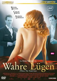 DVD Wahre Lügen - Where the Truth Lies