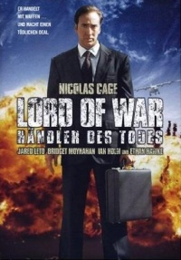 Lord of War - H�ndler des Todes Cover