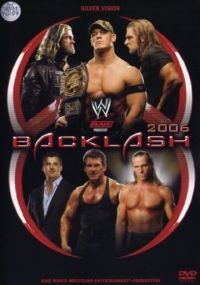 DVD WWE - Backlash 2006