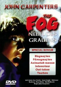 The Fog - Nebel des Grauens Cover
