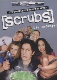 Scrubs: Die Anf�nger - Season 1 Cover