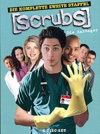 Scrubs: Die Anf�nger - Season 2 Cover