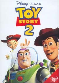 Toy Story 2 Cover