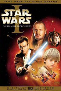Star Wars Episode I - Die dunkle Bedrohung Cover
