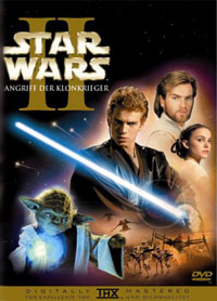 Star Wars Episode II - Angriff der Klonkrieger Cover
