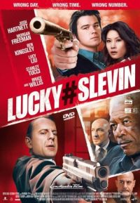 Lucky # Slevin Cover