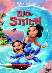 Lilo & Stitch Cover