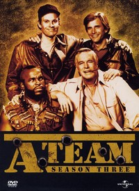 A-Team - Season Three Cover