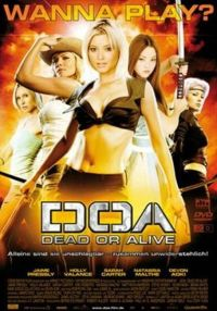 DVD D.O.A. - Dead or Alive
