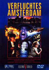 Verfluchtes Amsterdam Cover