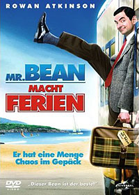 Mr. Bean macht Ferien Cover
