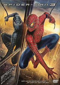 Spider-Man 3 Cover